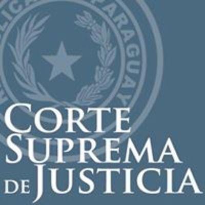 Firma de convenio entre la CSJ y PNUD