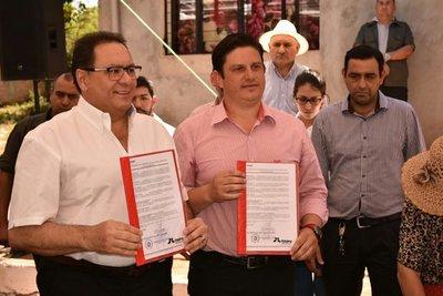 Director de Itaipu dió autorización para 80 cuadras