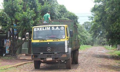 Godoy decidirá si rompe o no contrato con EXELIM S.A