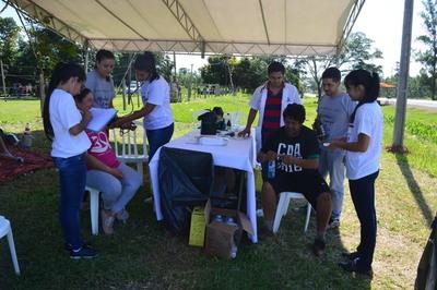 500 personales de blanco realizan cobertura en la Ruta II de Caaguazú