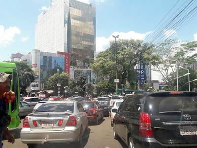 En 18 años, Alto Paraná ocupa el tercer lugar en cantidad de vehículos