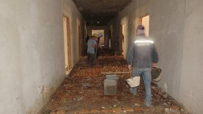 HOY / Regional de Luque sumará 57 camas más a bloque de internados