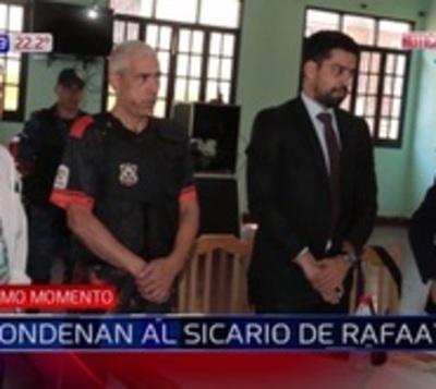 Condenan a 35 años de cárcel al sicario que asesinó a Rafaat