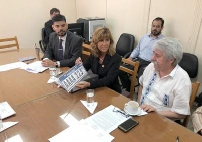 Prosiguen gestiones para implementación de patente Mercosur