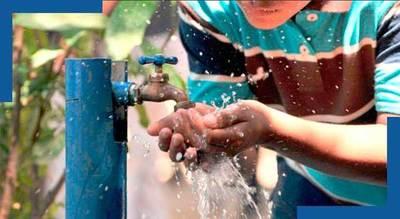 Aseguran agua potable a 2000 pobladores del distrito de Carmelo Peralta