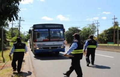 Caacupé 2018: varias empresas de transporte están bajo sumario por cobro irregular de pasajes