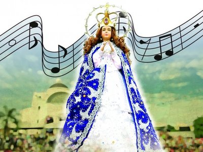 Artistas rinden tributo a la Virgen de Caacupé a través de la música