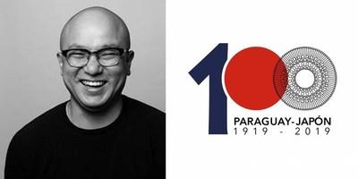 LA HISTORIA DETRÁS DEL LOGOTIPO POR LOS 100 AÑOS DE AMISTAD ENTRE JAPÓN Y PARAGUAY
