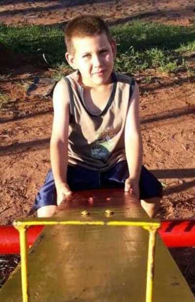 Niño extraviado en Lérida fue encontrado en Luque