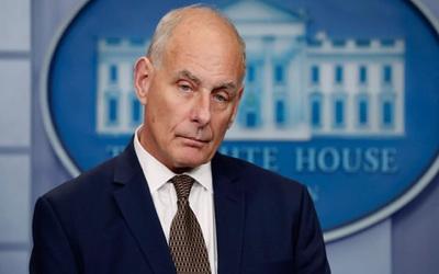 Trump anunció que jefe de Gabinete deja el cargo a fin de año