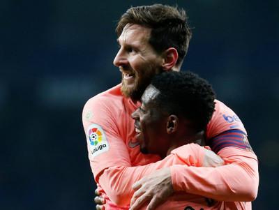 El derbi catalán fue para Barcelona