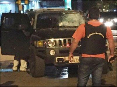 El negocio de la droga se disputa  a sangre y fuego en Amambay