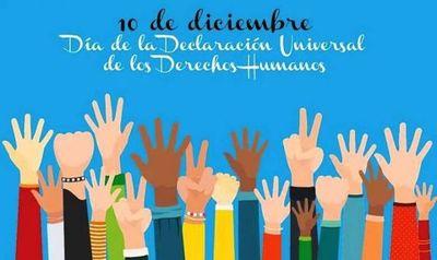 Conmemoran día de los Derechos Humanos