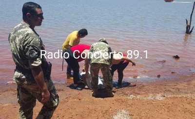Hallan cuerpo de ahogado en aguas del Acaray