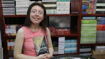 Mente brillante: con 12 años lanzó su primer libro