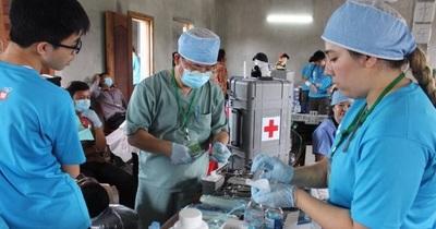 Taiwaneses darán atención médica gratuita en hospital de Franco
