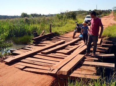 Pobladores de San Pedro reclaman el mejoramiento de los caminos