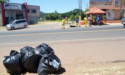 Más de 600 toneladas de basura se recolectaron