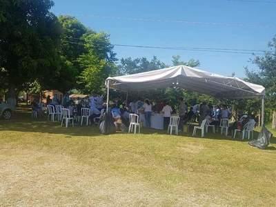 V Región Sanitaria asistió a más de 3000 peregrinos durante operativo Caacupé – Prensa 5
