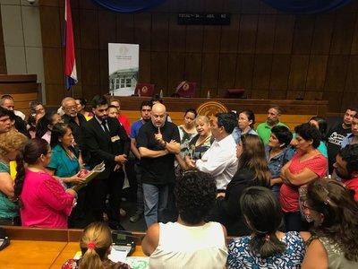 Payo ofreció asesoría a víctimas de Mocipar