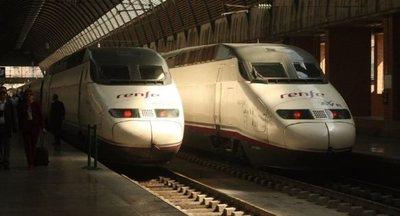 Convocan a huelga de trenes en España de cara a los desplazamientos de Navidad
