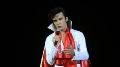 Elvis Presley a la final de Yo Me Llamo