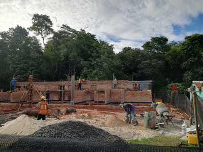 Avanza en el norte del país la construcción de 19 Unidades de Salud Familiar