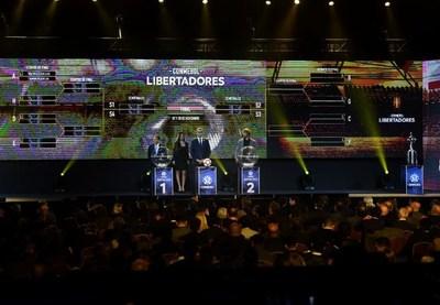 El 17 de diciembre se sortean la Libertadores y la Sudamericana