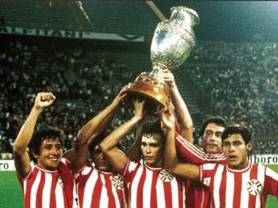 A 39 años del último título de Paraguay
