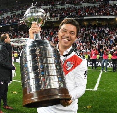 Gallardo seguirá en River Plate