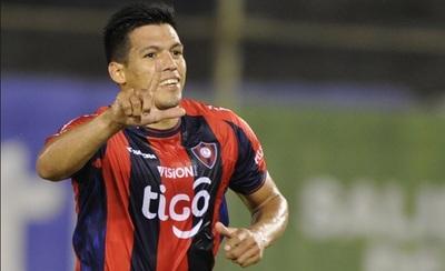 Dos Santos regresa a Cerro Porteño y se negocian más refuerzos