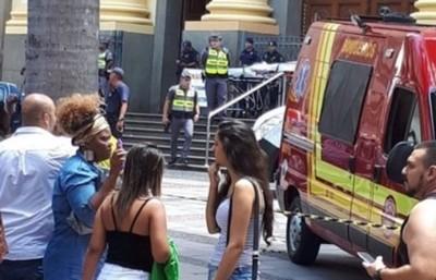 Brasil: un tiroteo en una catedral causa al menos cuatro muertos