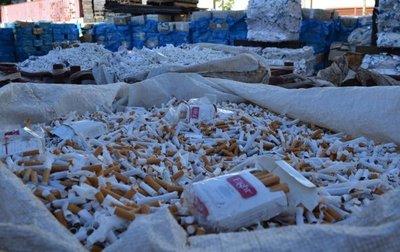Harán pacto contra el contrabando de cigarrillos
