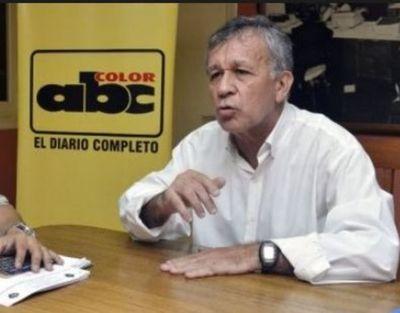 Pérez Garay denuncia contra la APF