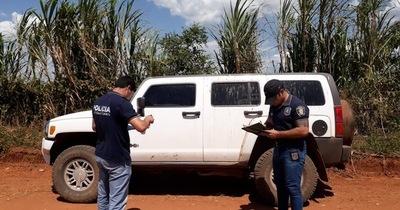 Recuperan una Hummer denunciada como robada