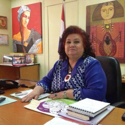 """Gloria Rubin: """"La oposición está presente en los movimientos sociales"""""""