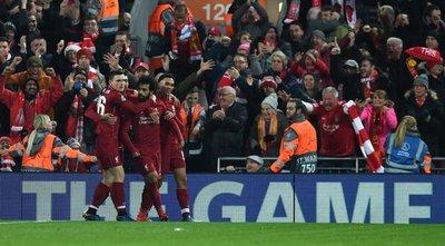 Liverpool sigue en Champions