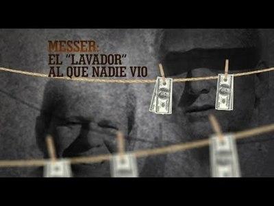 """Messer: """"El lavador que Paraguay no vio"""""""