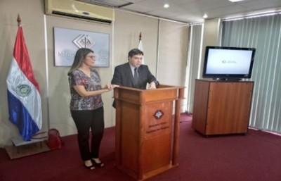 Fiscalía anuncia recuperación de activos a favor del Estado paraguayo en los casos
