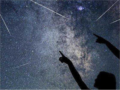 Lluvia de estrellas será observable desde Paraguay