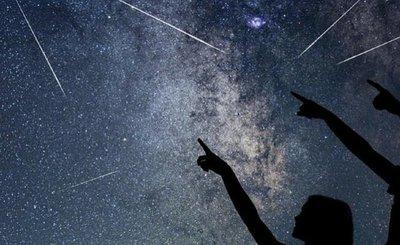 En el interior del país se podrá observar con mayor claridad lluvia de estrellas