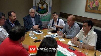 ACCIONAN CONTRA INUNDACIONES EN ZONA DE ARROYO PORÃ