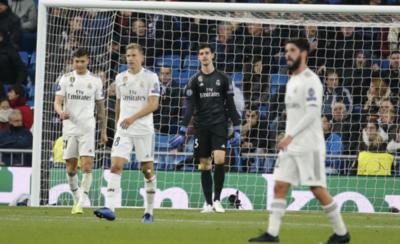 HOY / Últimamente, a Real Madrid le pintan la cara con facilidad