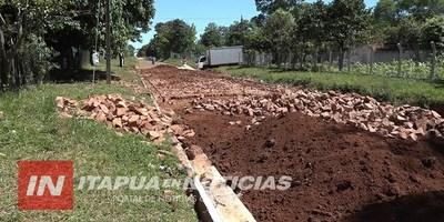 CONECTAN CALLES EMPEDRADAS EN CASCO URBANO DE GRAL. ARTIGAS