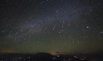 Lluvia de estrellas podrá verse desde Paraguay