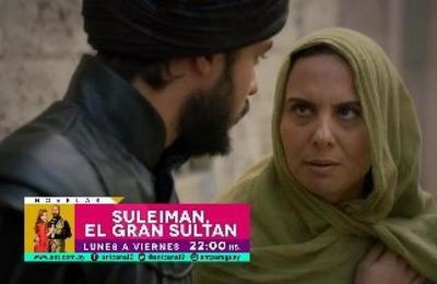 ¡No te pierdas el episodio que se viene hoy con Suleiman, El Gran Sultán!