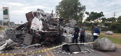 Accidente en Caaguazú deja un fallecido – Prensa 5