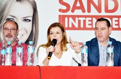 """Sandra Zacarías insiste en que la Comuna  """"fue tomada por asalto"""""""