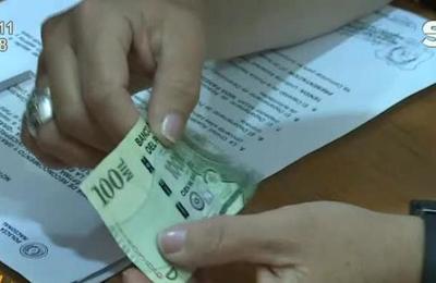 Anuncian lanzamiento de billetes con mayores sistemas de seguridad