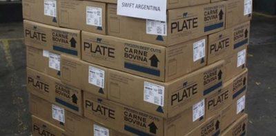 Argentina realizó la primera exportación de carne vacuna a los Estados Unidos